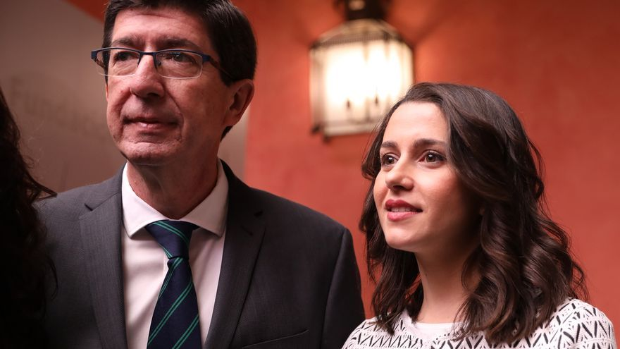 """Marín señala a Arrimadas como relevo de Rivera al frente de Cs: """"Es la única persona que puede liderar este proyecto"""""""