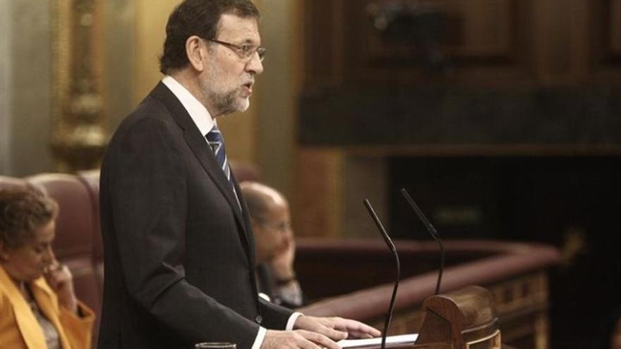 Rajoy anuncia que irá a los tribunales si la Generalitat va en contra de los intereses de España en el exterior
