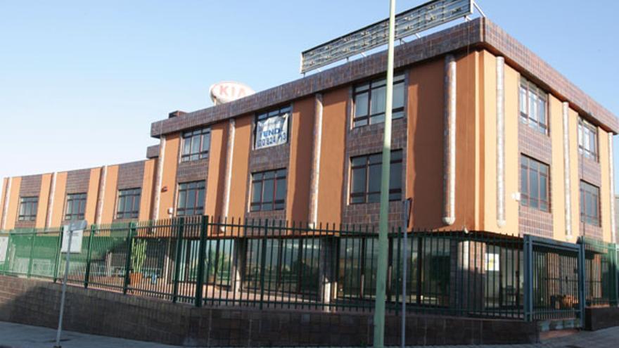 De la sede de la Policía Canaria #8
