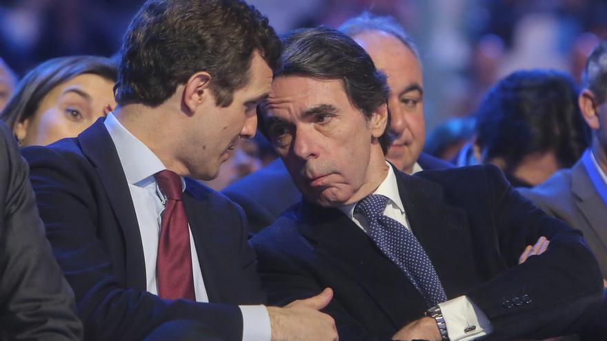 Casado y Aznar abren este lunes el curso de verano de la fundación FAES dedicado a España
