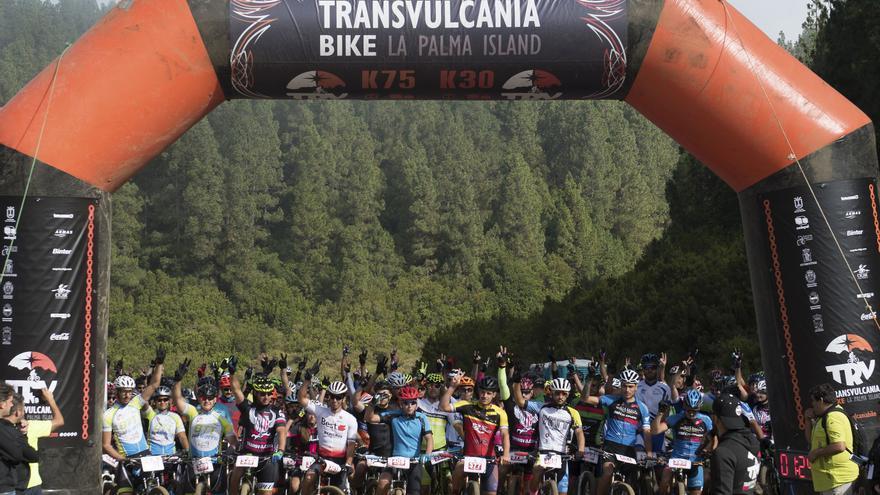 Imagen de archivo de Transvulcania Bike.