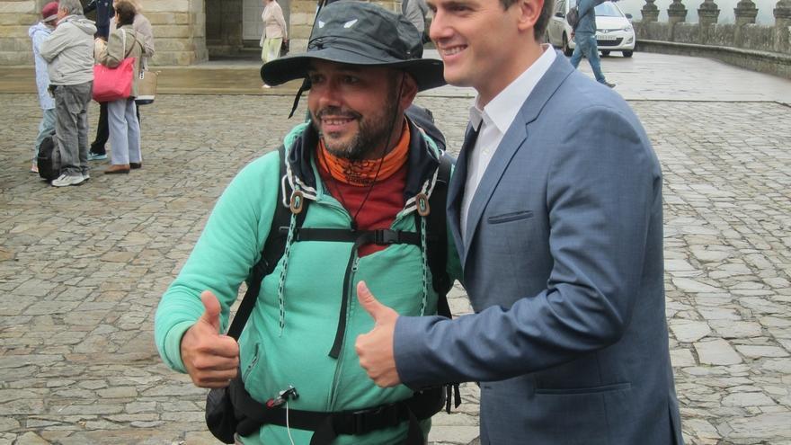 """Rivera: """"Si nosotros somos decisivos, en menos de un mes habrá gobierno en Galicia y se pondrá en marcha"""""""