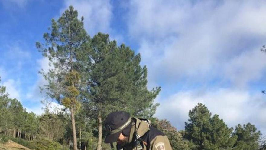 Los agentes forestales molestan al PP