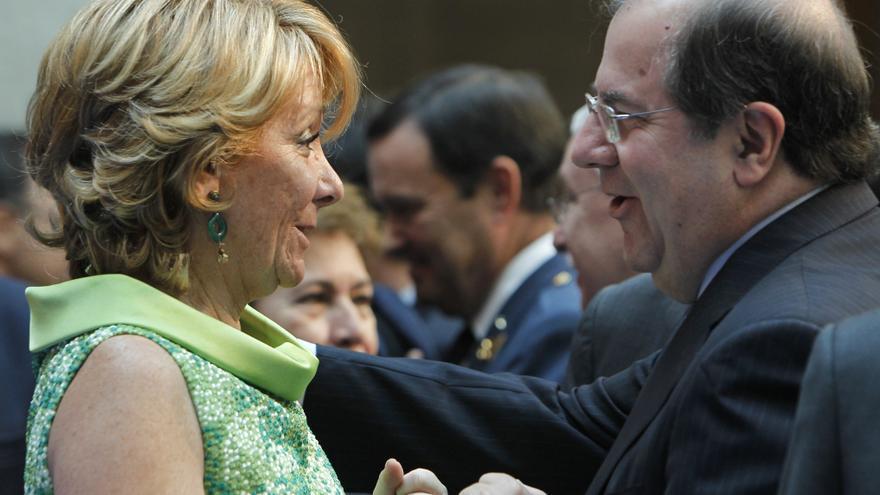 Herrera transmite a Aguirre su afecto, respeto y deseo de salud y felicidad