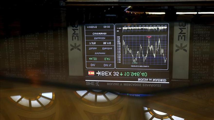 El IBEX se desmarca del resto de bolsas y sube un 0,28 por ciento