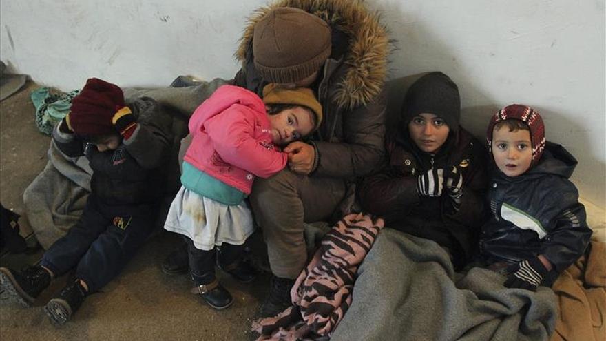 Unos 600.000 refugiados transitaron por Serbia desde junio