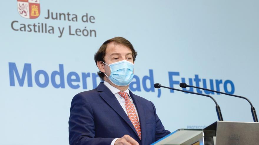 Los servicios jurídicos de Castilla y León desaconsejan pedir toque de queda