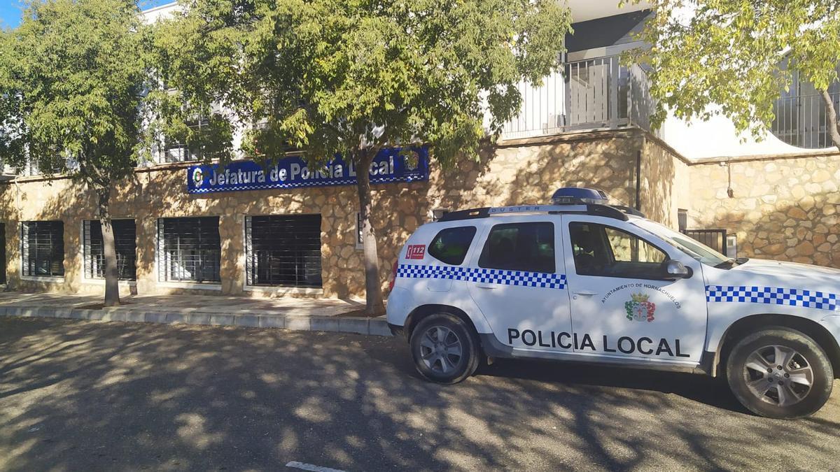 Policía Local de Hornachuelos.