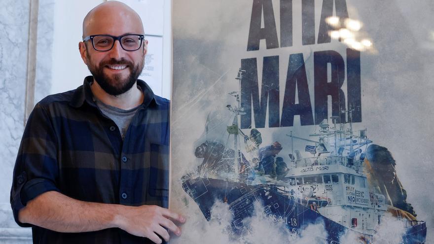 """""""Aita Mari"""", un documental para concienciar sobre el drama del Mediterráneo"""