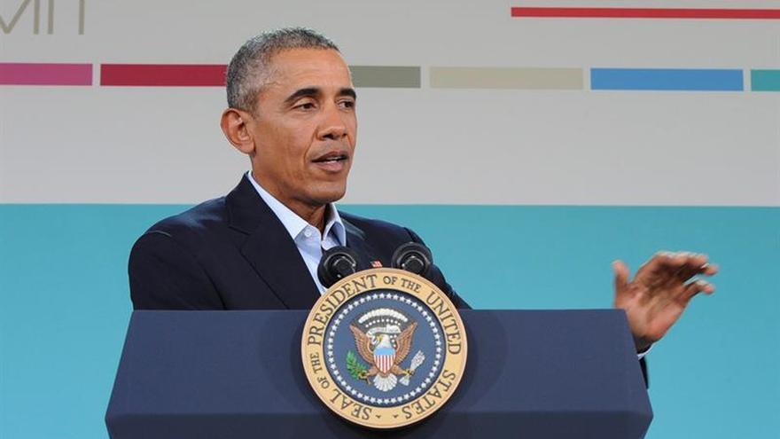 Obama habla con otros firmantes del TPP de cómo crear empleos y oportunidades