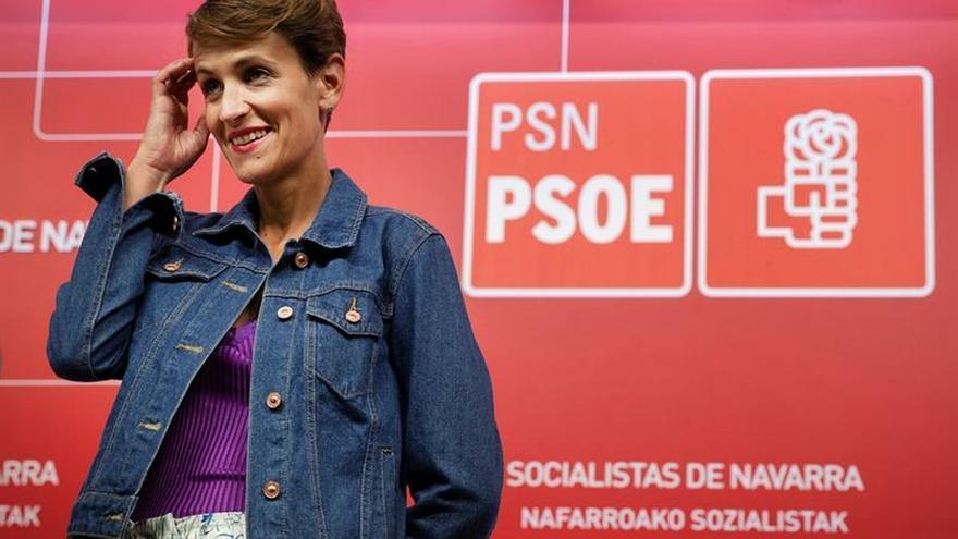 Bildu propone a sus afiliados posibilitar el Gobierno de Chivite en Navarra