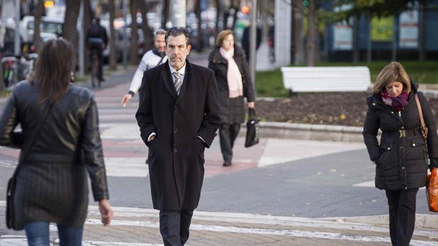 El fiscal del 'caso De Miguel', Josu Izaguirre