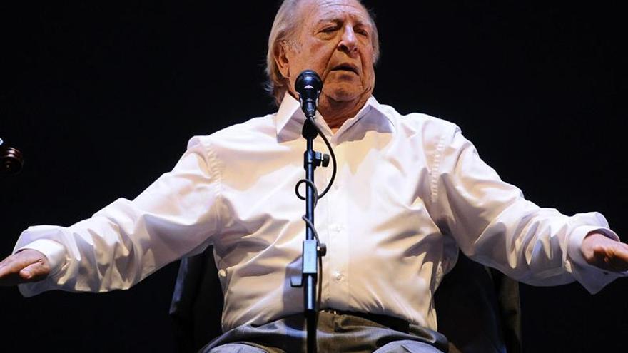 Fallece a los 75 años el cantaor Juan Peña 'El Lebrijano'