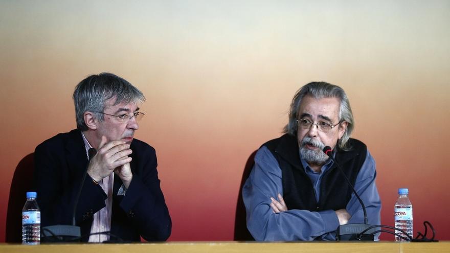 """Pérez y Gordo se defenderán de su """"ilegal"""" expulsión de IU y se defenderán en los tribunales"""