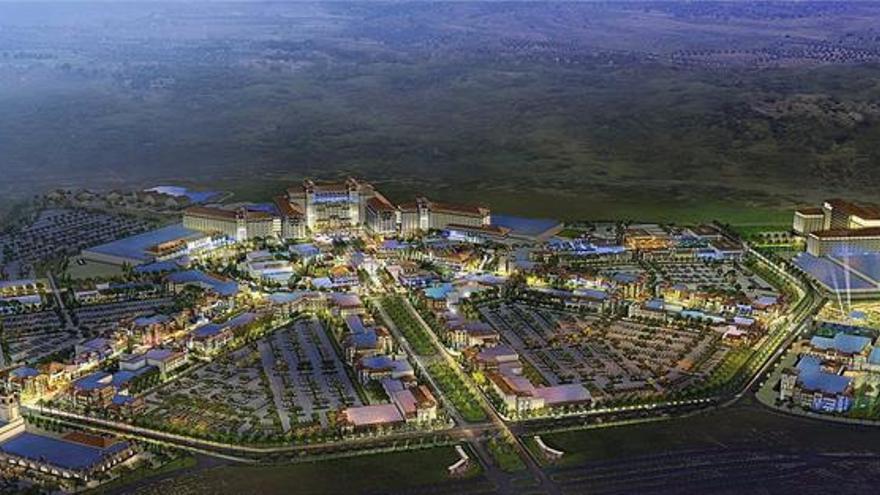 El Grupo Cordish (EEUU) invertirá 2.000 millones en un complejo de ocio en Madrid