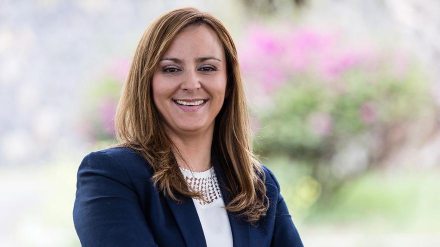 Nieves Lady Barreto es la candidata de CC a la Alcaldía de Mazo.