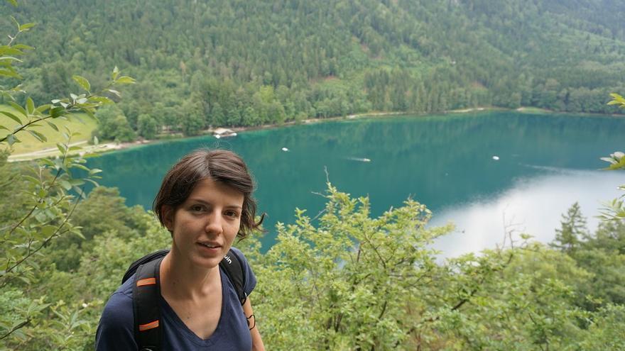 Estrella sigue en Alemania donde trabaja como Ingeniera.