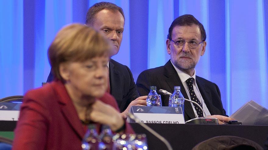 Rajoy defenderá hoy en Bruselas el pacto contra el terrorismo yihadista firmado con el PSOE