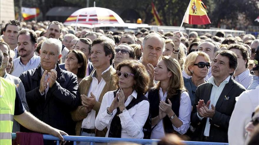 Quiroga comparte la indignación de las víctimas y confía en la derrota de ETA