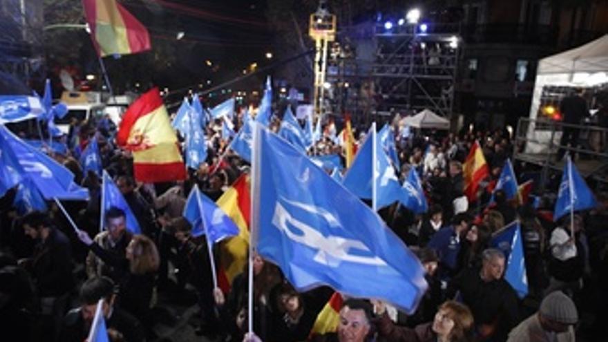 Sede Del Partido Popular En Las Elecciones Generales Génova