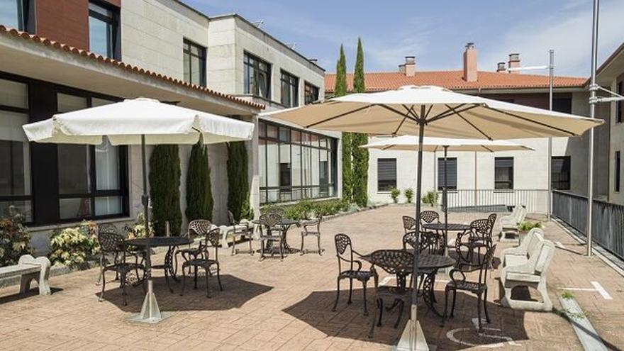 Residencia DomusVI de Cangas do Morrazo (Pontevedra).