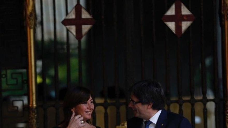 Baleares llevará a la Conferencia de Presidentes trabajo hecho con Cataluña
