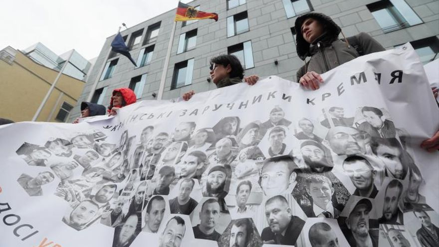 La sublevación prorrusa que desató la guerra en el Donbás cumple cinco años