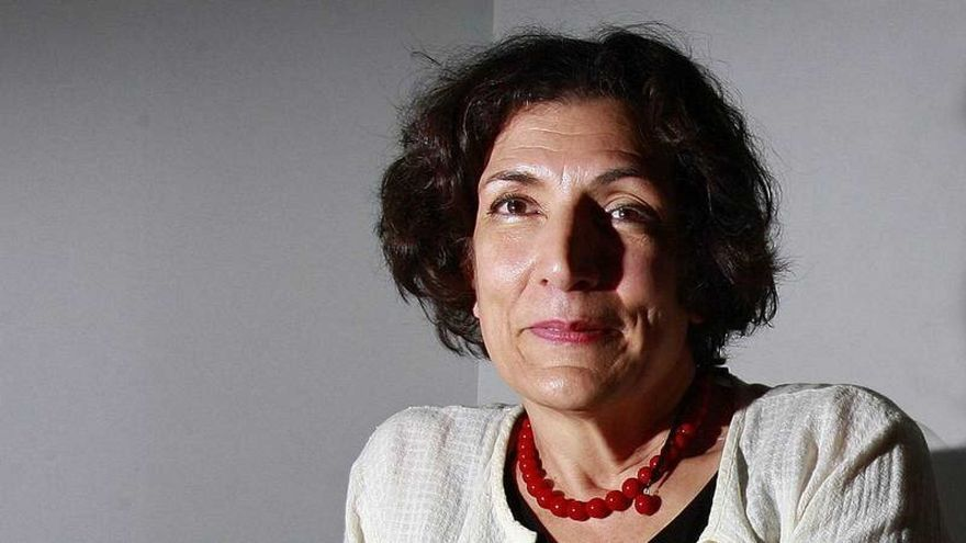La periodista mexicana Alma Guillermoprieto