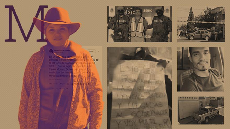 Proyecto M, una investigación del Colectivo 23 de marzo con el apoyo de las organizaciones internacionales Forbidden Stories, Bellingcat y CLIP.
