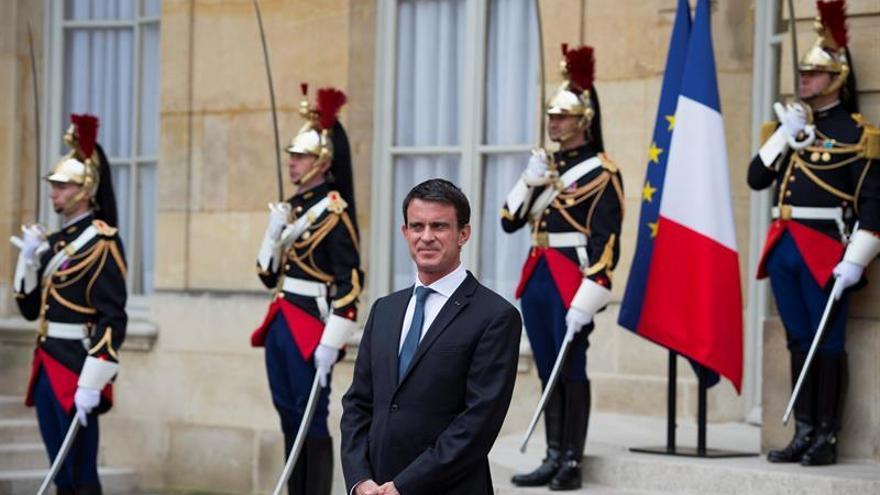 """Valls presenta medidas para hacer más atractiva Francia a las empresas tras el """"brexit"""""""