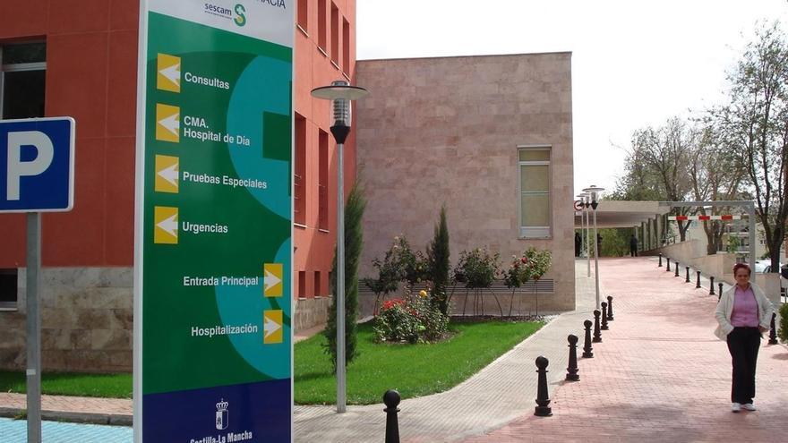 Hospital Virgen de Altagracia en Manzanares