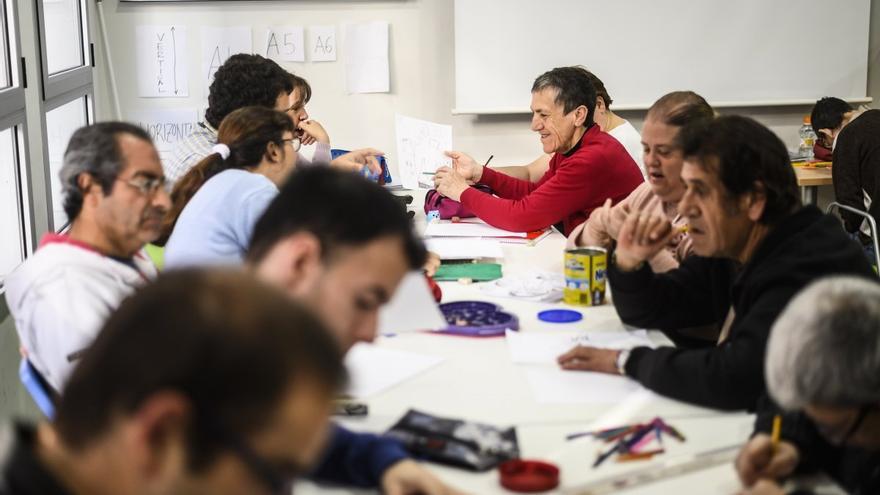 El Centro Integra Aragón de Atades está destinado a la atención global de personas con discapacidad.