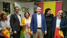 """Vox de Murcia dice que no le importan los """"carguitos"""" sino el documento programático"""