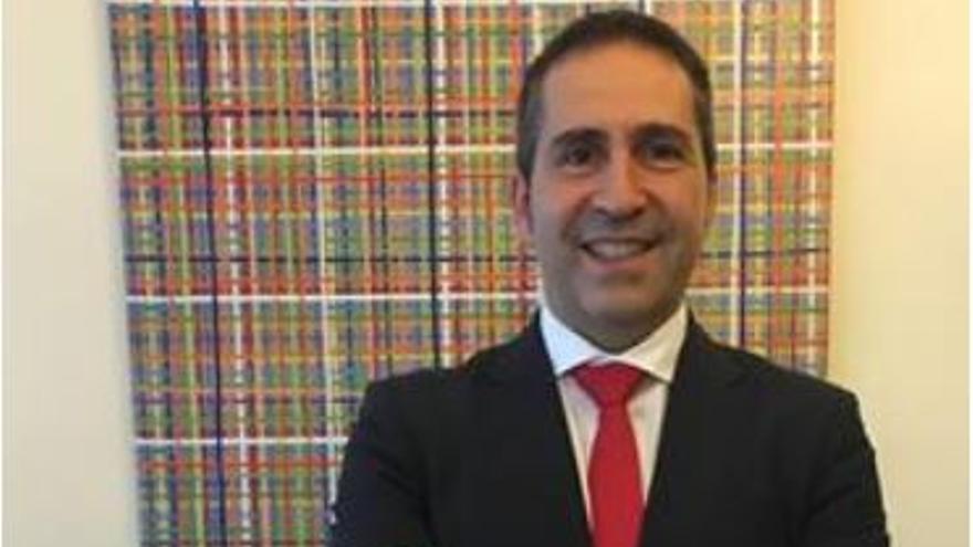 Guillermo Barros, director del Departamento de Recaudación de la Agencia Tributaria.