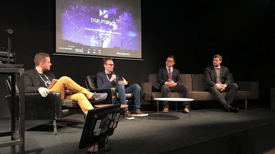 El último evento en Berlín congregó a más de 50 'startups'.