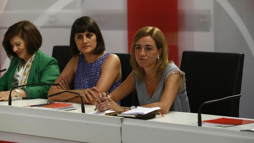 """Chacón señala que muchas personas se sienten """"estafadas"""" por Jordi Pujol"""