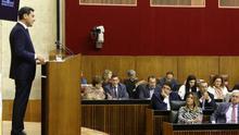 El Gobierno de Andalucía levanta el confinamiento a toda su cúpula, a los altos cargos y a los funcionarios esenciales