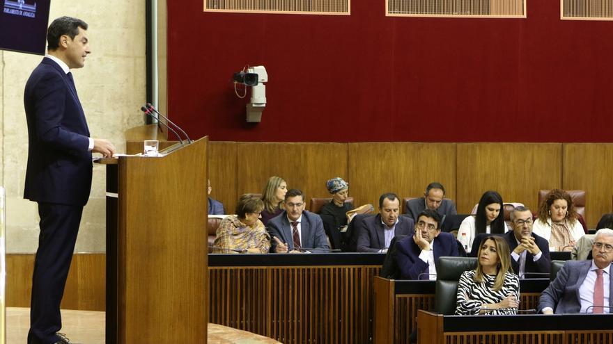 """Moreno no comparecerá en el Parlamento hasta que pase la alerta: """"Ya habrá tiempo para la bronca política"""""""