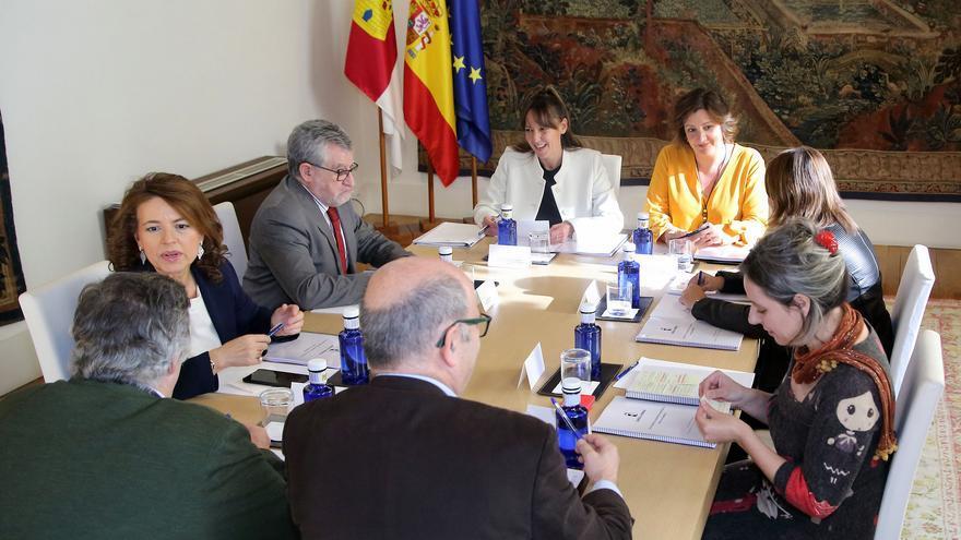 Comisión de Coordinación y Seguimiento del Plan de Garantías Ciudadanas de Castilla-La Mancha