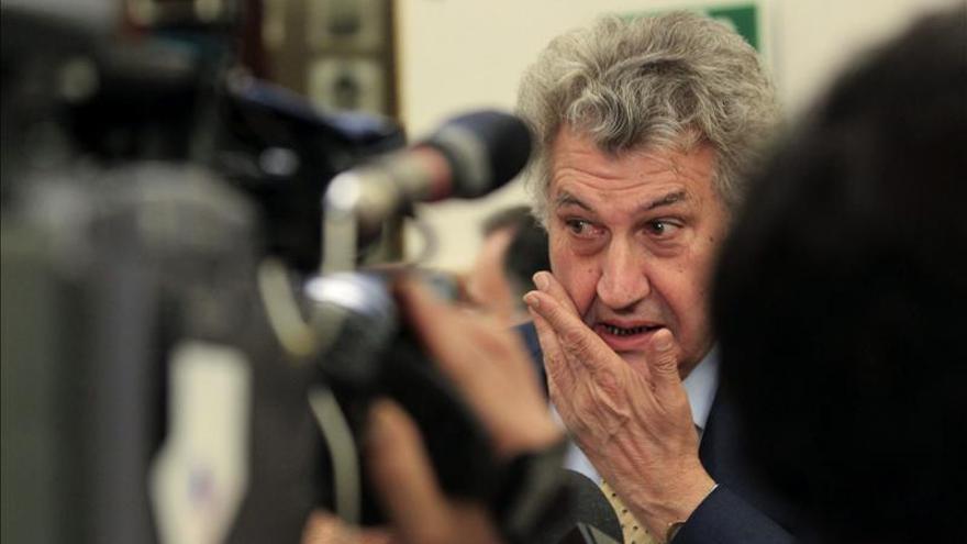 Los jefes de los parlamentos español y galo quieren políticas de crecimiento
