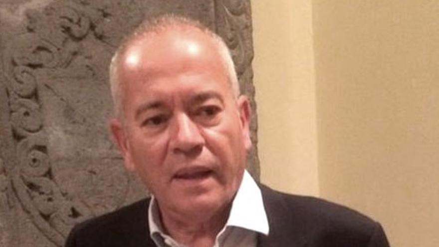 Normando Moreno, autor del libro 'La conquista de Tamarant'.