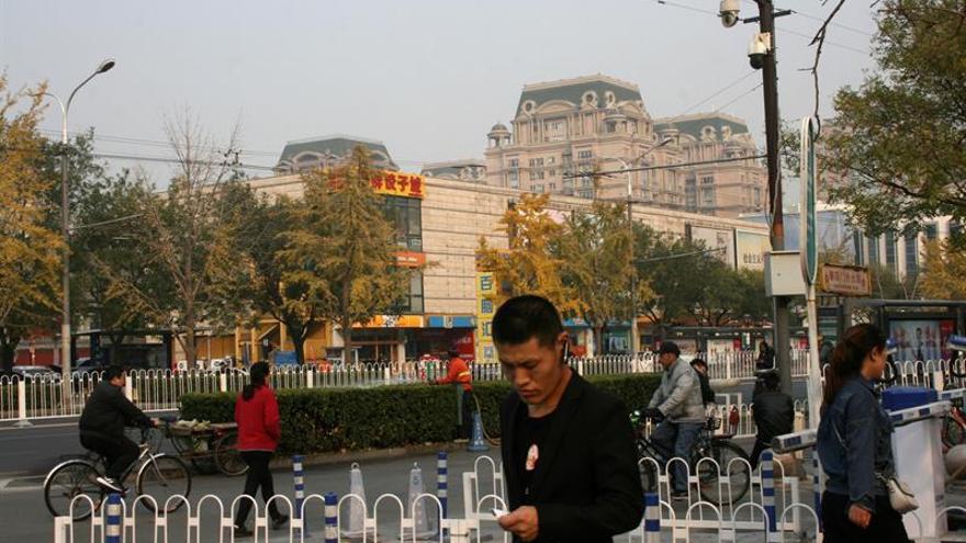 La población de Pekín descendió en 2017 por primera vez