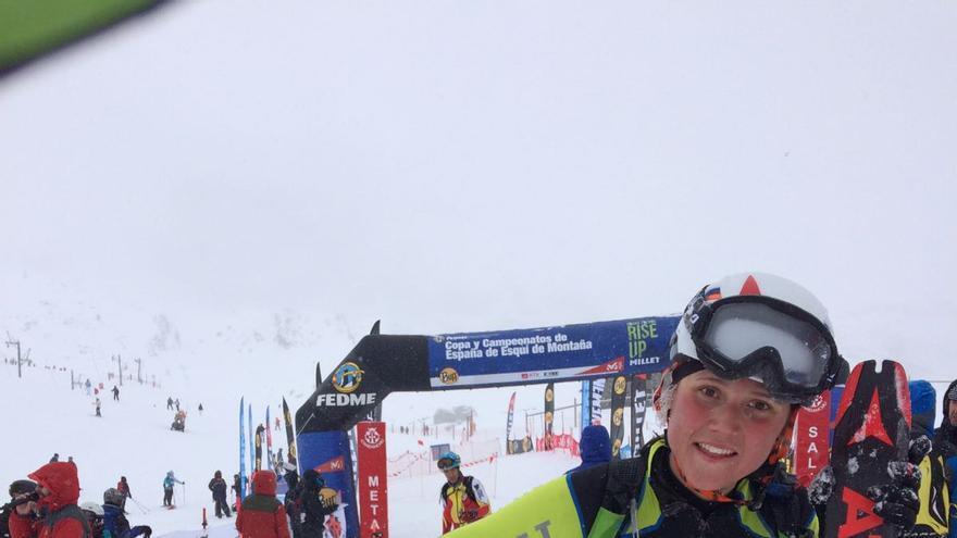 Candanchú Ski Alp.