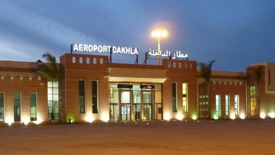 Aeropuerto de Dajla