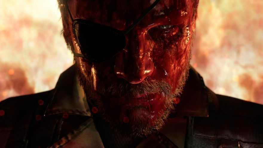Metal Gear Solid V The Phantom Pain Avance