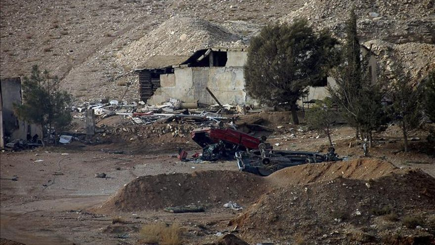 Frente al Nusra lanza un plan para acabar con los choques entre los rebeldes en Siria