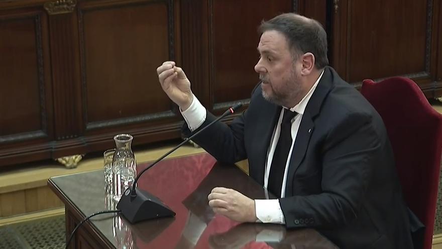 La JEC autoriza a Junqueras a dar dos entrevistas más y participar telemáticamente en un mitin