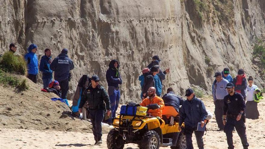 Un austríaco muerto y dos desaparecidos en accidente de parapente en Portugal