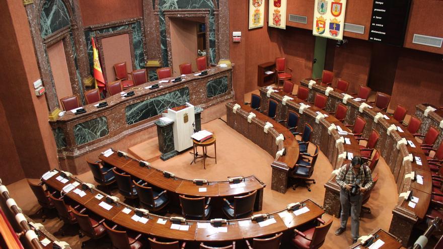 La Asamblea Regional de Murcia vivirá su primera sesión de investidura sin mayorías absolutas / PSS