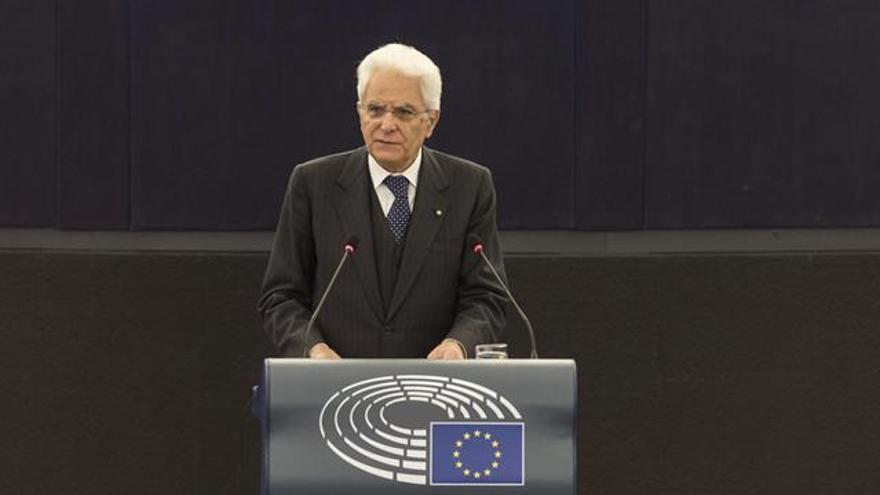 El presidente de Italia mantiene las últimas consultas para formar Gobierno